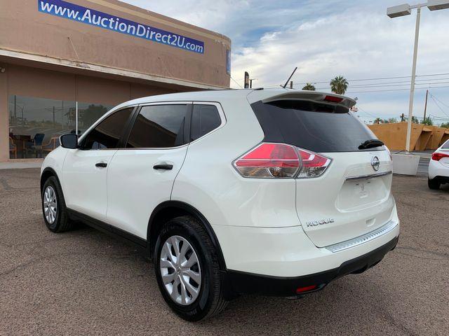 2016 Nissan Rogue S 3 MONTH/3,000 MILE NATIONAL POWERTRAIN WARRANTY Mesa, Arizona 2