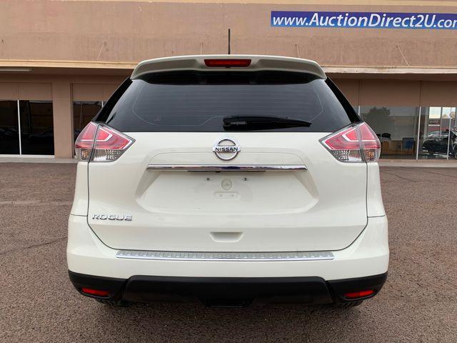 2016 Nissan Rogue S 3 MONTH/3,000 MILE NATIONAL POWERTRAIN WARRANTY Mesa, Arizona 3