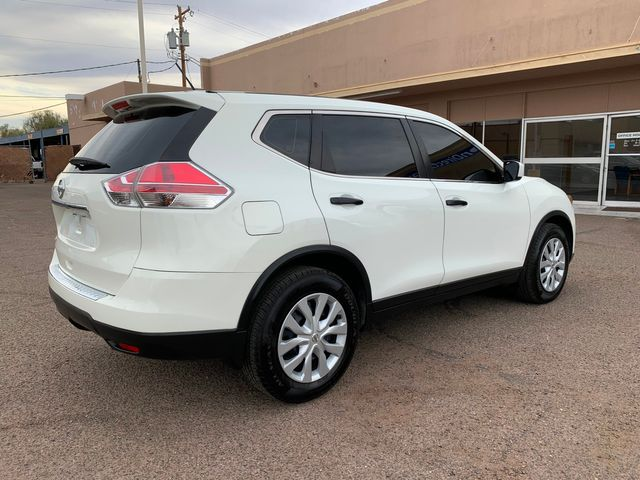 2016 Nissan Rogue S 3 MONTH/3,000 MILE NATIONAL POWERTRAIN WARRANTY Mesa, Arizona 4