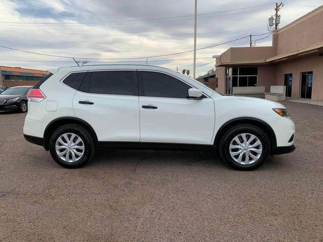 2016 Nissan Rogue S 3 MONTH/3,000 MILE NATIONAL POWERTRAIN WARRANTY Mesa, Arizona 5