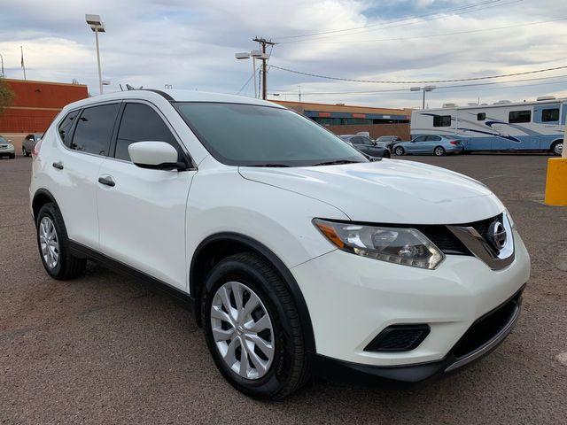 2016 Nissan Rogue S 3 MONTH/3,000 MILE NATIONAL POWERTRAIN WARRANTY Mesa, Arizona 6