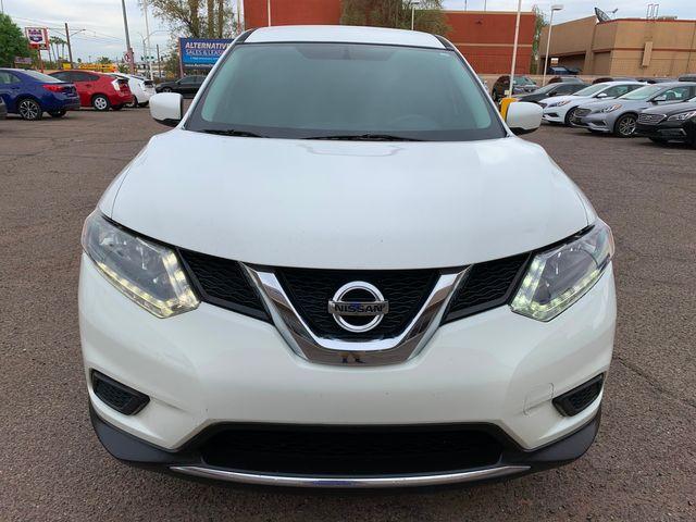 2016 Nissan Rogue S 3 MONTH/3,000 MILE NATIONAL POWERTRAIN WARRANTY Mesa, Arizona 7