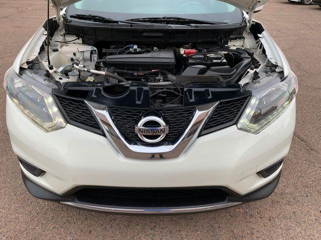 2016 Nissan Rogue S 3 MONTH/3,000 MILE NATIONAL POWERTRAIN WARRANTY Mesa, Arizona 8