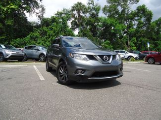 2016 Nissan Rogue SL PREM PKG. PANORAMIC. NAVIGATION SEFFNER, Florida 10