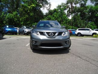 2016 Nissan Rogue SL PREM PKG. PANORAMIC. NAVIGATION SEFFNER, Florida 11