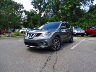 2016 Nissan Rogue SL PREM PKG. PANORAMIC. NAVIGATION SEFFNER, Florida 7