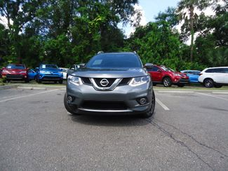 2016 Nissan Rogue SL PREM PKG. PANORAMIC. NAVIGATION SEFFNER, Florida 8