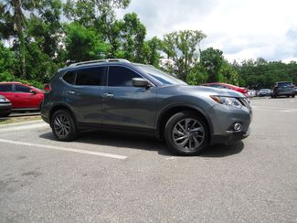 2016 Nissan Rogue SL PREM PKG. PANORAMIC. NAVIGATION SEFFNER, Florida 9