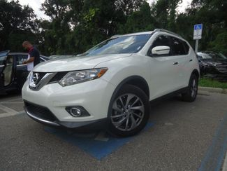 2016 Nissan Rogue SL SEFFNER, Florida 4