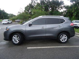 2016 Nissan Rogue SV PREM PKG. NAVI. PWR TAILGATE. HTD SEATS. 360 CA SEFFNER, Florida 4