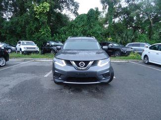 2016 Nissan Rogue SV PREM PKG. NAVI. PWR TAILGATE. HTD SEATS. 360 CA SEFFNER, Florida 9