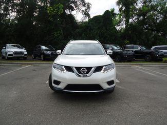 2016 Nissan Rogue SV LEATHER. FAMILY PKG SEFFNER, Florida 6
