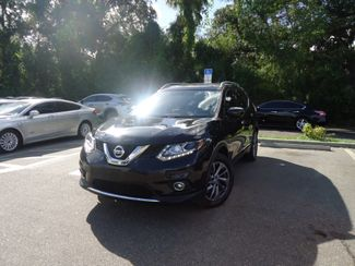2016 Nissan Rogue SL PREMIUM PKG. PANORAMIC. NAVI. BOSE 360 CAM SEFFNER, Florida