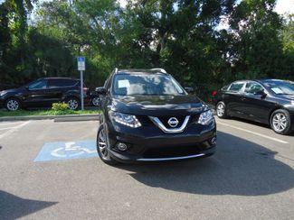 2016 Nissan Rogue SL PREMIUM PKG. PANORAMIC. NAVI. BOSE 360 CAM SEFFNER, Florida 10