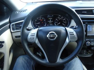 2016 Nissan Rogue SL PREMIUM PKG. PANORAMIC. NAVI. BOSE 360 CAM SEFFNER, Florida 27
