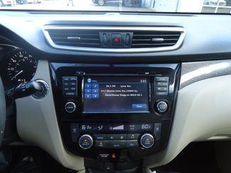 2016 Nissan Rogue SL PREMIUM PKG. PANORAMIC. NAVI. BOSE 360 CAM SEFFNER, Florida 35