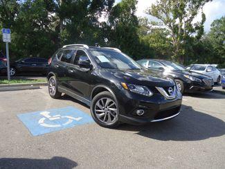 2016 Nissan Rogue SL PREMIUM PKG. PANORAMIC. NAVI. BOSE 360 CAM SEFFNER, Florida 8