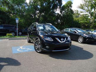 2016 Nissan Rogue SL PREMIUM PKG. PANORAMIC. NAVI. BOSE 360 CAM SEFFNER, Florida 9