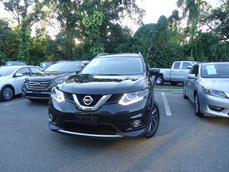 2016 Nissan Rogue AWD SL PREM PKG PANORAMIC. NAVIGATION SEFFNER, Florida