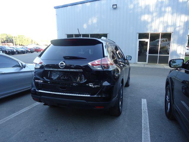 2016 Nissan Rogue AWD SL PREM PKG PANORAMIC. NAVIGATION SEFFNER, Florida 16