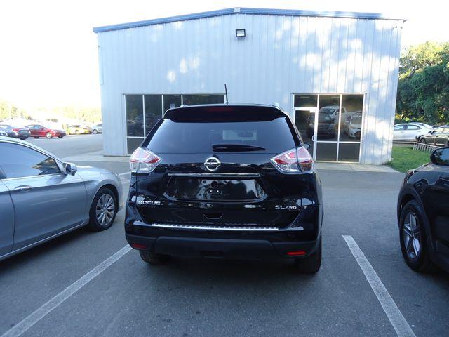 2016 Nissan Rogue AWD SL PREM PKG PANORAMIC. NAVIGATION SEFFNER, Florida 17
