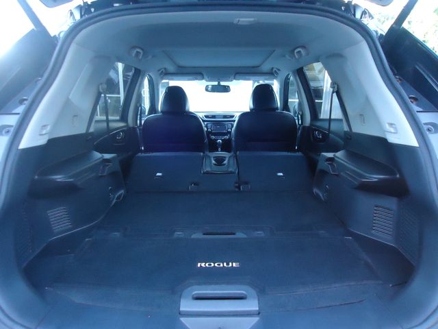 2016 Nissan Rogue AWD SL PREM PKG PANORAMIC. NAVIGATION SEFFNER, Florida 24