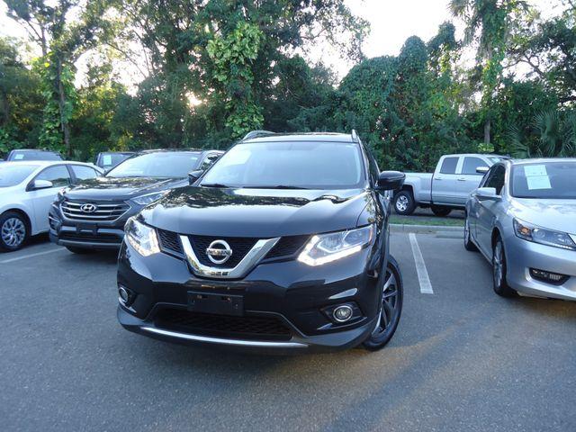 2016 Nissan Rogue AWD SL PREM PKG PANORAMIC. NAVIGATION SEFFNER, Florida 8