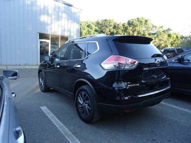 2016 Nissan Rogue AWD SL PREM PKG PANORAMIC. NAVIGATION SEFFNER, Florida 12