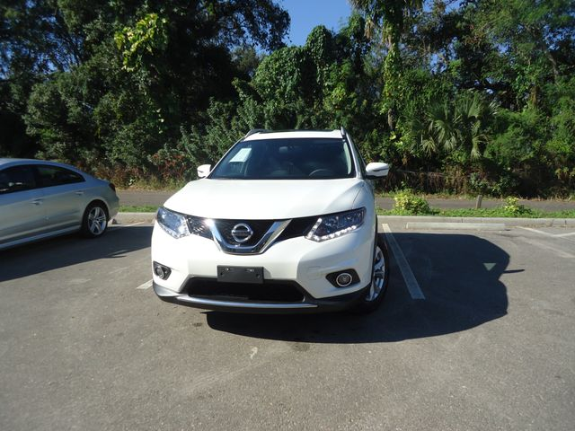 2016 Nissan Rogue SV AWD PREM PKG. PANORAMIC. NAVIGATION SEFFNER, Florida