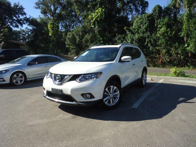 2016 Nissan Rogue SV AWD PREM PKG. PANORAMIC. NAVIGATION SEFFNER, Florida 7