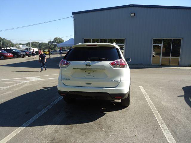 2016 Nissan Rogue SV AWD PREM PKG. PANORAMIC. NAVIGATION SEFFNER, Florida 17