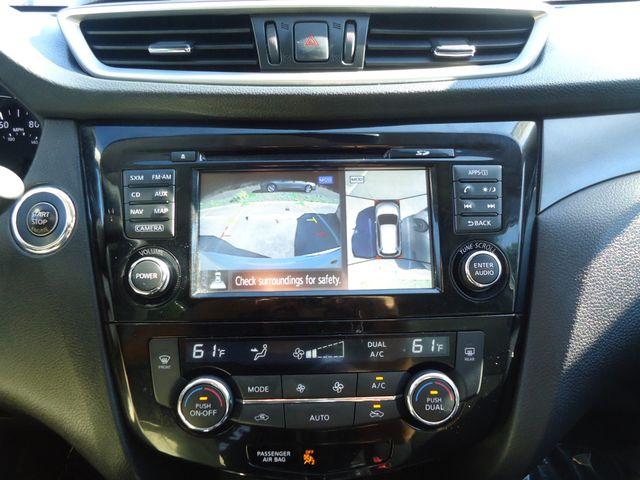 2016 Nissan Rogue SV AWD PREM PKG. PANORAMIC. NAVIGATION SEFFNER, Florida 46