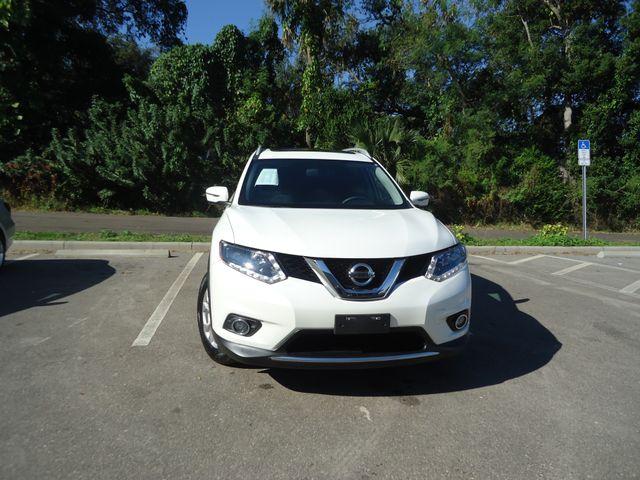 2016 Nissan Rogue SV AWD PREM PKG. PANORAMIC. NAVIGATION SEFFNER, Florida 11