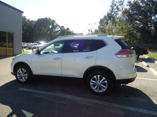 2016 Nissan Rogue SV AWD PREM PKG. PANORAMIC. NAVIGATION SEFFNER, Florida 12