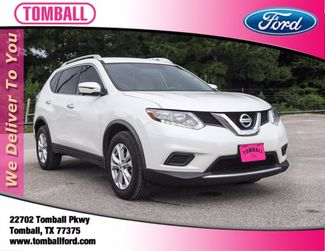 2016 Nissan Rogue SV in Tomball, TX 77375
