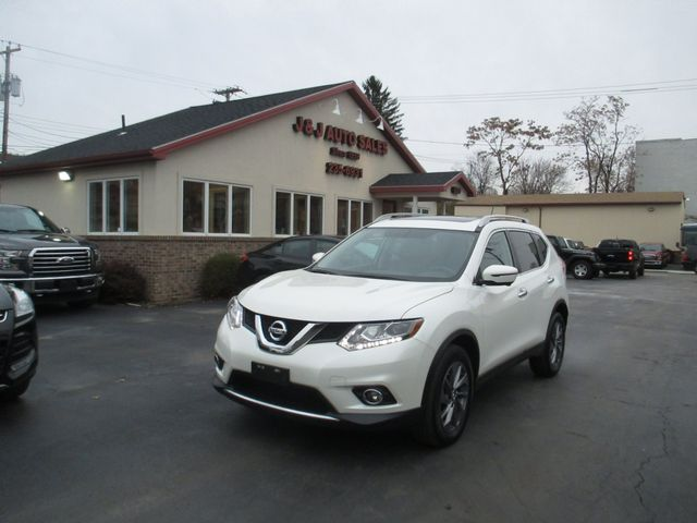 2016 Nissan Rogue SL in Troy NY, 12182