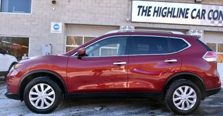 2016 Nissan Rogue S Waterbury, Connecticut 2