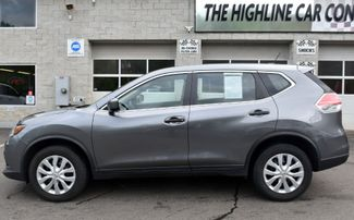 2016 Nissan Rogue S Waterbury, Connecticut 2