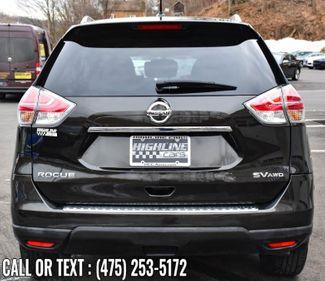 2016 Nissan Rogue SV Waterbury, Connecticut 4