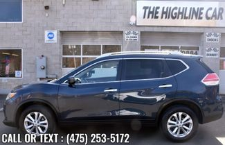 2016 Nissan Rogue SV Waterbury, Connecticut 2