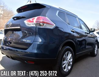 2016 Nissan Rogue SV Waterbury, Connecticut 5