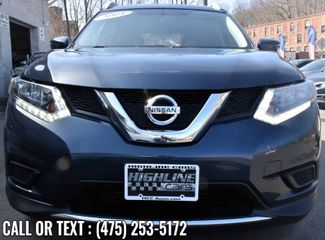 2016 Nissan Rogue SV Waterbury, Connecticut 8