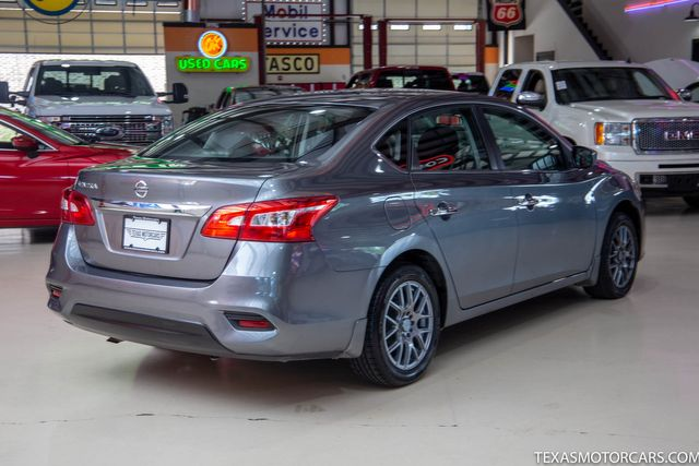 2016 Nissan Sentra S in Addison, Texas 75001