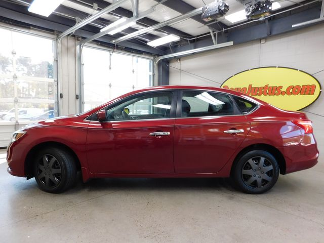 2016 Nissan Sentra SV in Airport Motor Mile ( Metro Knoxville ), TN 37777