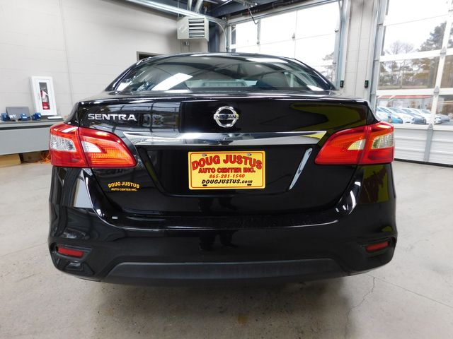 2016 Nissan Sentra S in Airport Motor Mile ( Metro Knoxville ), TN 37777