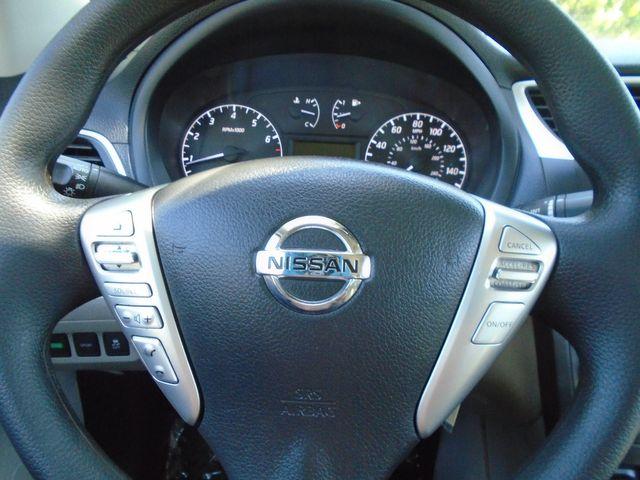2016 Nissan Sentra S in Alpharetta, GA 30004