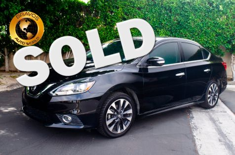 2016 Nissan Sentra SR in cathedral city
