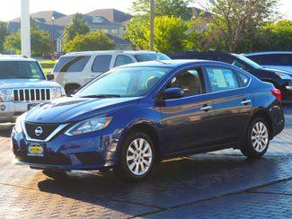 2016 Nissan Sentra S | Champaign, Illinois | The Auto Mall of Champaign in Champaign Illinois