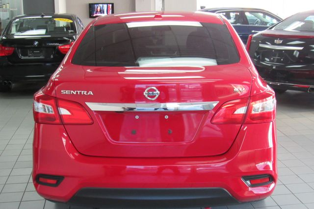 2016 Nissan Sentra SV Chicago, Illinois 4