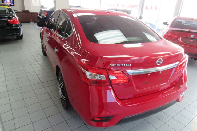 2016 Nissan Sentra SV Chicago, Illinois 5